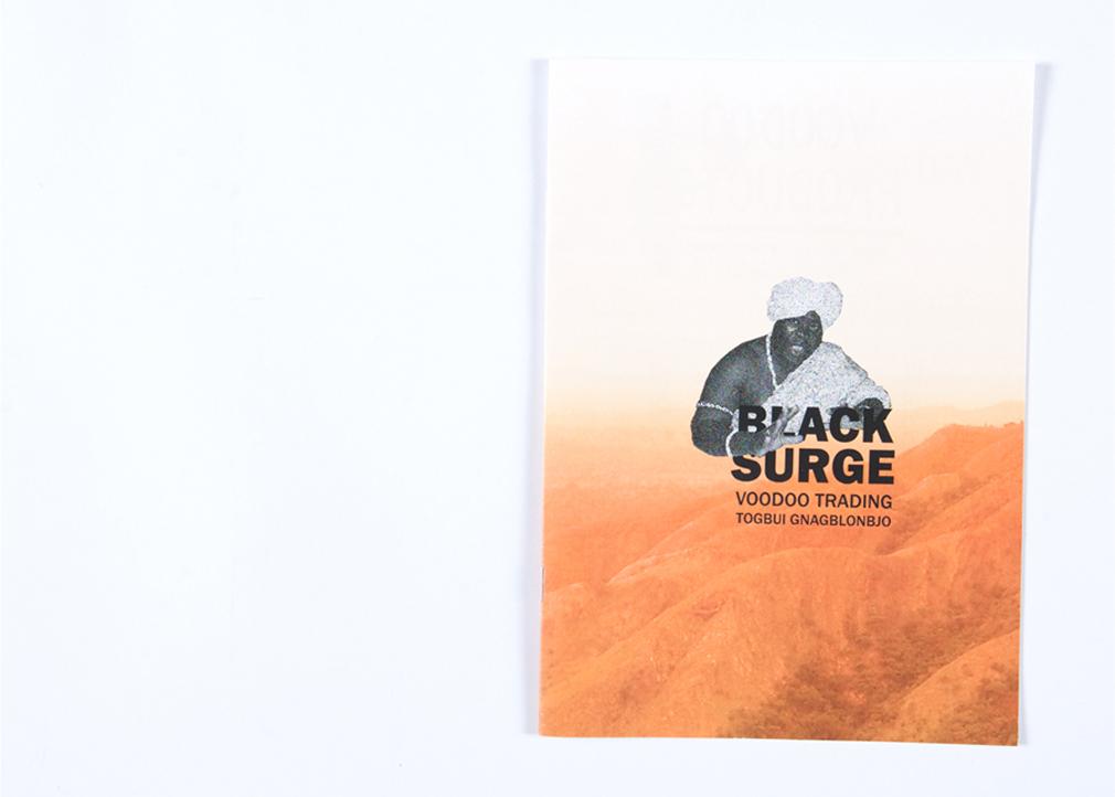Encrypted Identity (Black Surge)