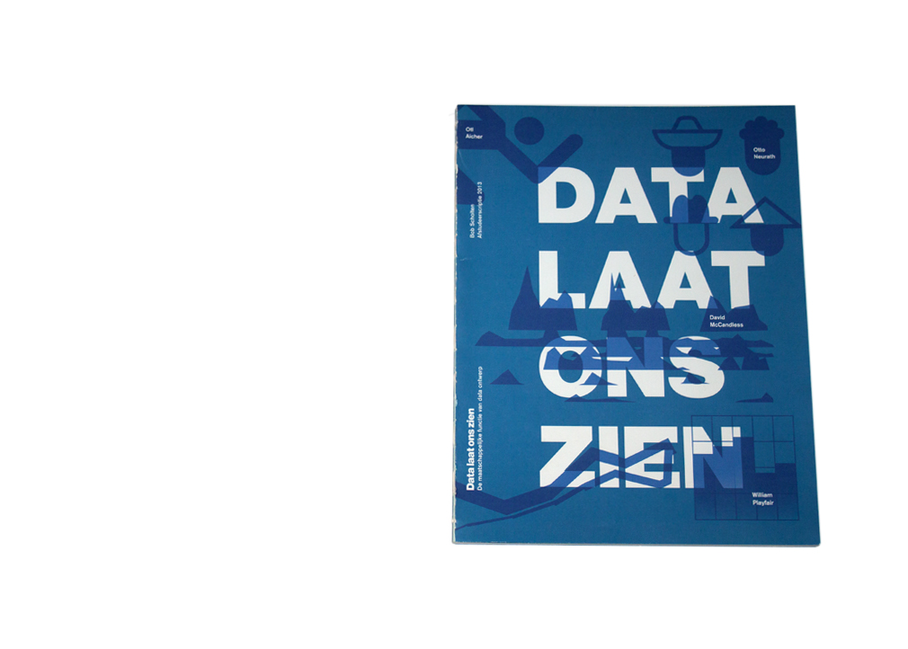 Thesis about Data Visualisation 'Data laat ons zien'